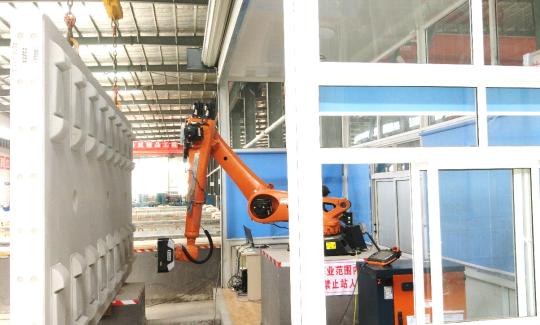 集成智能机器人和三维成像仪的高速铁路CRTSⅢ型轨道板自动检测方法及应用研究.png