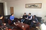 淘科技平臺攜浙江理工大學技術轉移中心老師對浙江成如旦新能源科技有限公司