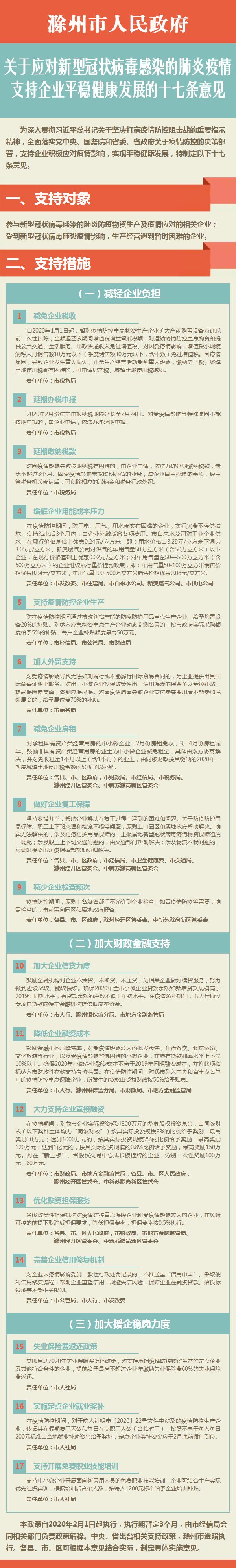 关于应对新型冠状病毒感染的肺炎疫情支持企业平稳健康发展的十七条意见.png